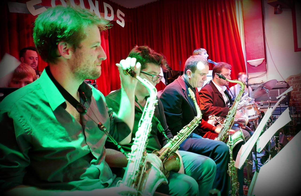 The Swingalicious Big Band