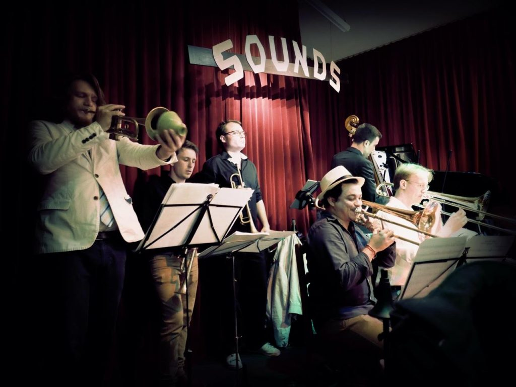 Swingalicious at Sounds-2