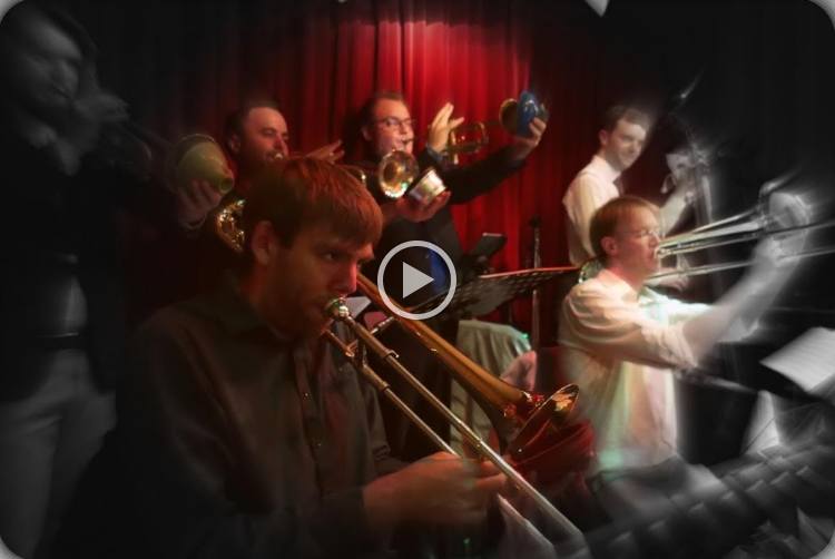 Swingalicious Big Band Brussels Promo