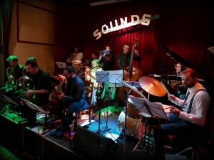 Swingalicious at Sounds 5